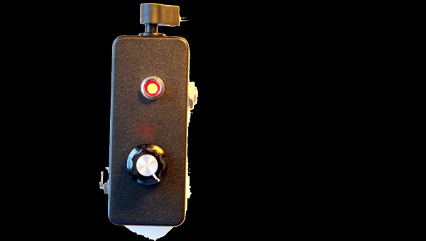 Clarionix Guitar Buffer with Tuneable Fuzzsafe